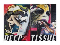 deep tissue (in 2 parts) by kirsten glass