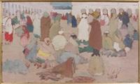 marché en algérie by jean désiré bascoules