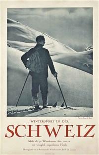 wintersport in der schweiz by steiner