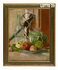 natura morta di frutta by nicola ascione
