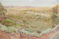 landscape by paul owen aldis