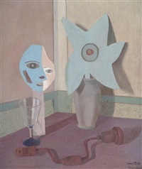 composición surrealista by alejandro vainstein