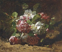 roses by georges jeannin