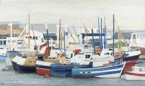 concarneau by ginette rapp