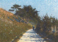le chemin creux by charles frechon