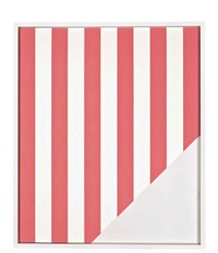 five out of eleven (set of 10) by daniel buren