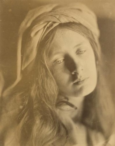 beatrice by julia margaret cameron