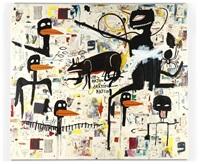 tenor by jean-michel basquiat