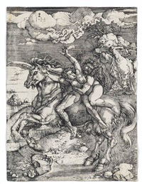 the abduction of proserpine by hieronymus hopfer