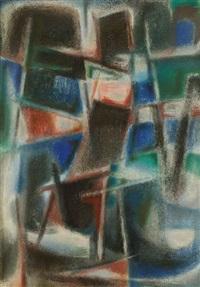 composition abstraite by felicia pacanowska