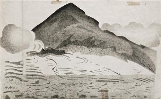 volcán by dr atl gerardo murillo