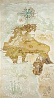 colonies francaises en afrique by maurice (pico) picauld