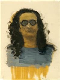portrait of yigal ozeri by jan rauchwerger