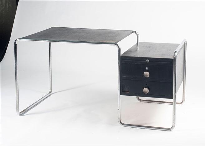 B 65 Writing Desk By Marcel Breuer