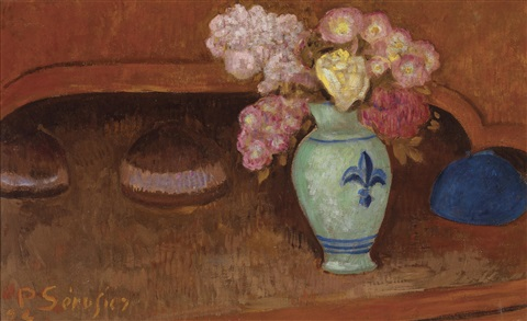 les roses by paul sérusier