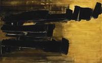 peinture 125 x 202cm, 30 octobre by pierre soulages