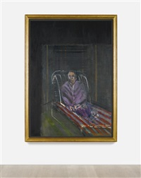 untitled (man on a chaise longue) by francis bacon