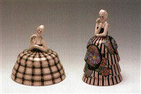 figura di donna (+ another; pair) by fantoni