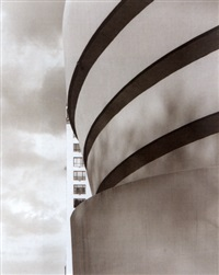 guggenheim museum by philip trager