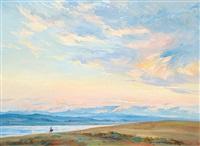 sunset skies, alta by orestes (rick) nicholas de grandmaison