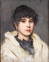 the venetian girl by cecil van haanen