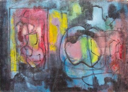 artwork by william baziotes