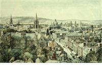 view of oxford by douglas sharpus andrews