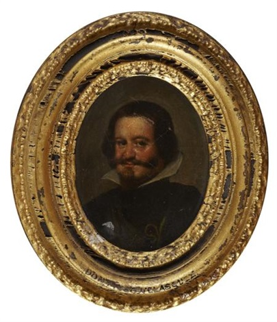 head and shoulder portrait of don gaspar de guzmán 1587 1645 count duke of olivar by diego rodríguez de silva y velásquez