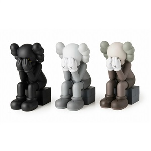 artwork by kaws