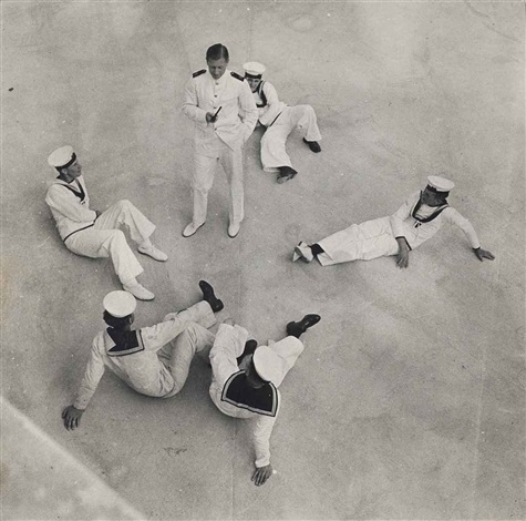 sailors by cecil beaton
