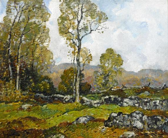 old boundaries, lyme by guy carleton wiggins