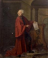 portrait de jean-baptiste poncet-delpech by marguerite gérard
