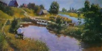la vie dans la campagne by serguei babkov