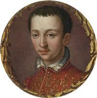 portrait of francesco i de medici by alessandro di cristofano allori