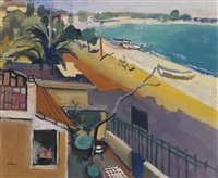 cannes sur mer 29 by laszlo gabor