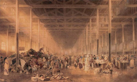 st johns market liverpool by samuel austin