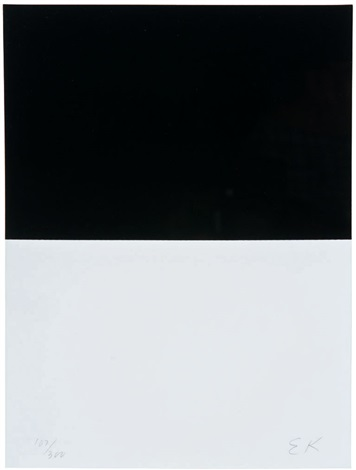 untitled (from works by artists in the new york collection for stockholm) by ellsworth kelly