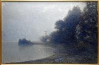 landscape by axel erik valerius fahlcrantz