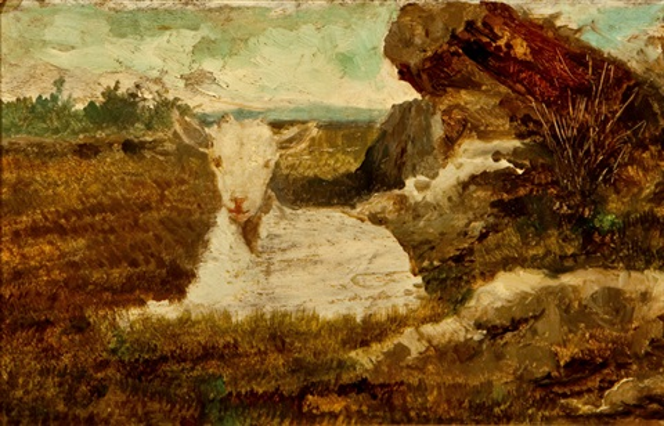 pastorcilla estudio by joaquín agrasot y juan