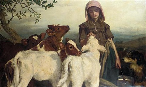 the farmers daughter by henry hetherington emmerson