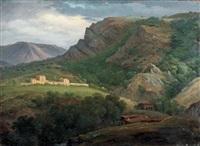 la vallée de thiers by jean baptiste gabriel langlace