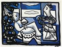 untitled (olimpia) by amelia peláez