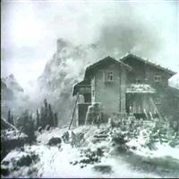 winter in den bergen by johann rudolf rapp