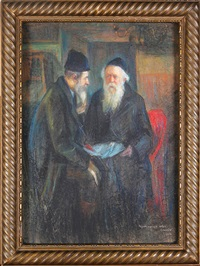 zydzi krakowscy by artur markowicz