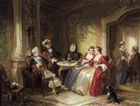 la demande en mariage by henricus engelbertus reijntjens