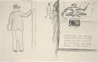 apparition du grand thaumaturge après soixante-dix jours de cuisson du chaudron magique by rene daumal