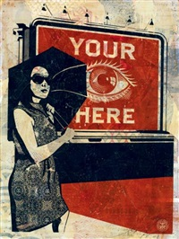 billboard eye by shepard fairey