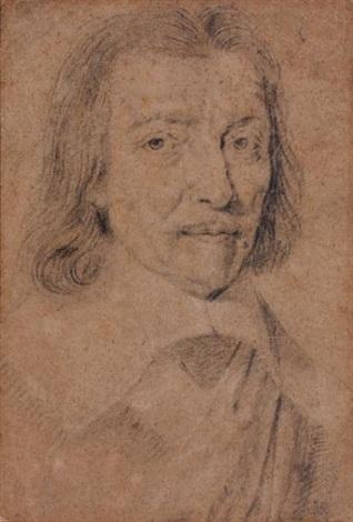 portrait de charles de valois duc dangoulême study by philippe de champaigne