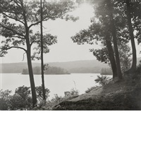beaver camp (+ 2 others, irgr; 3 works) by ray mortenson