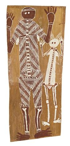 mimih figures by yirawala